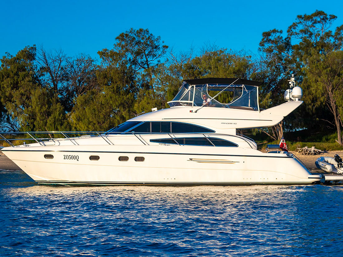 Scott Davis Marine Brokerage Listings